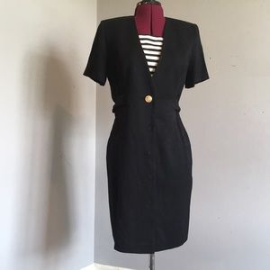 Vintage Nautical Dress